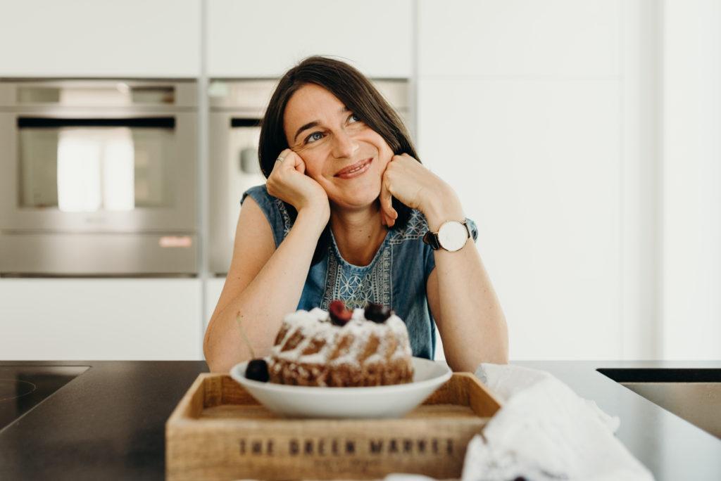 Andrea will Kuchen