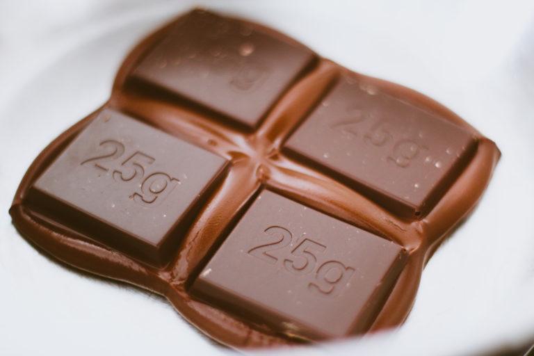 geschmolzene_Schokolade
