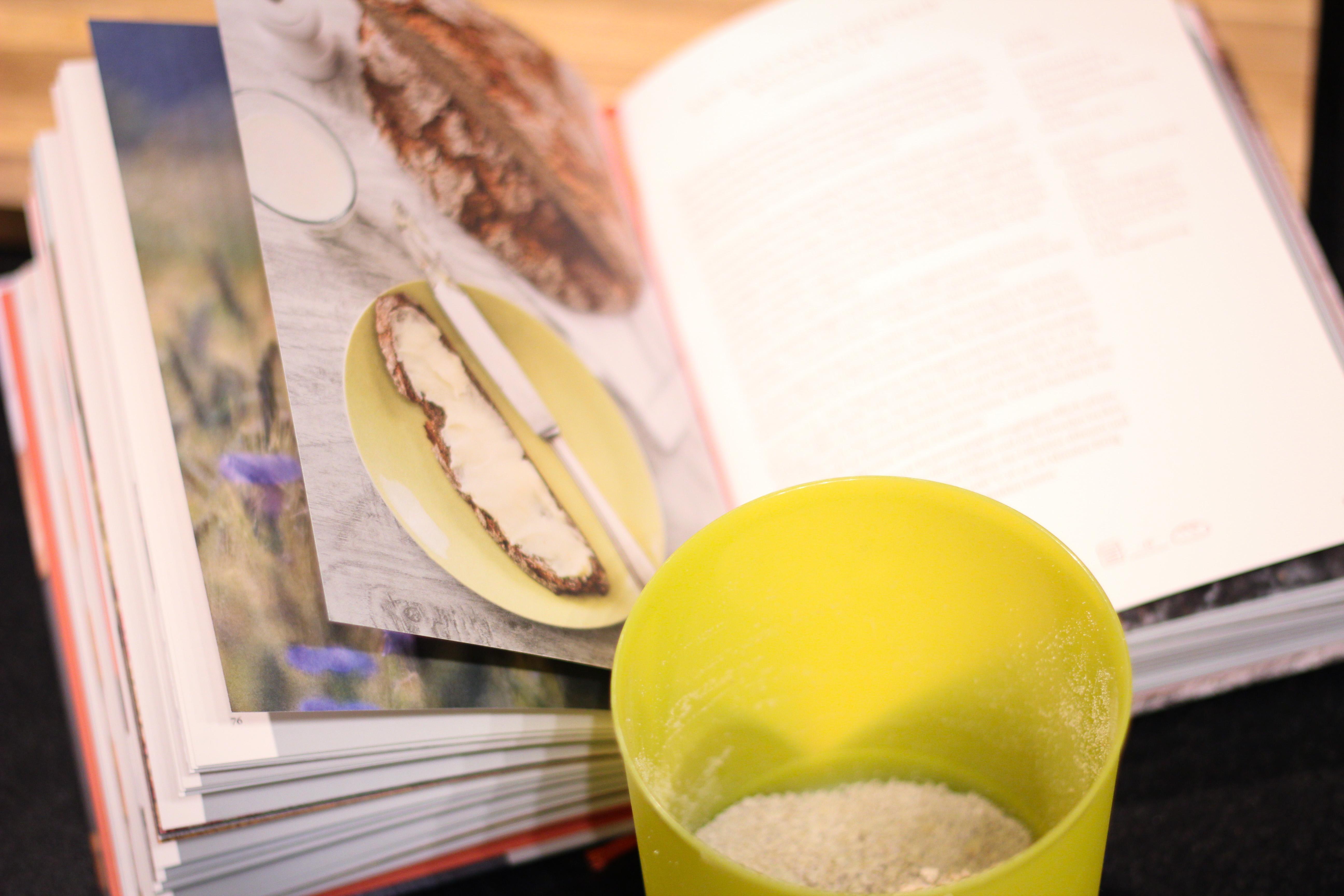 Buch Duft von frischem Brot