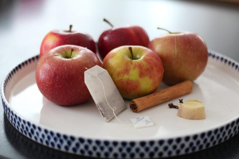 Ingwer-Apfelkompott (2)