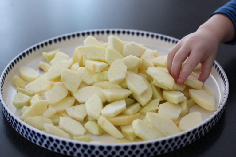 Ingwer-Apfelkompott (5)