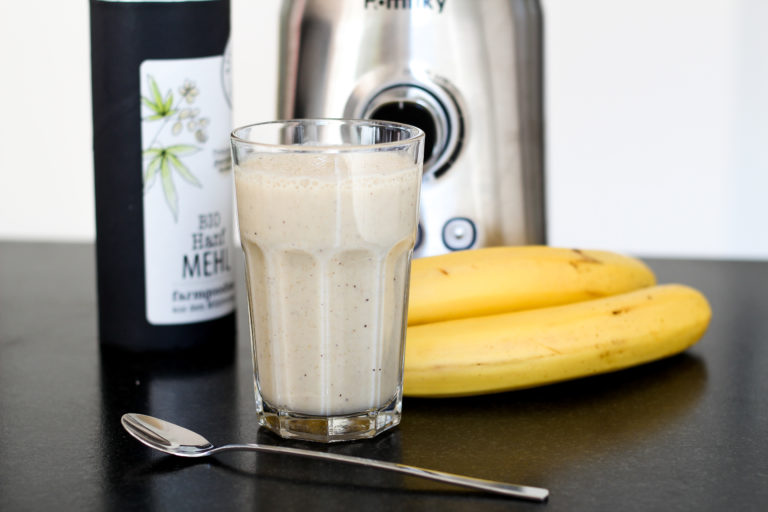 Recovery Shake – selbst gemacht