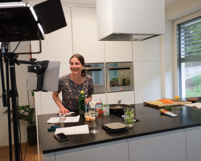 Andrea Kasper-Füchsl online live Kurs