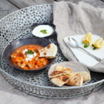 ONLINE live Kurs: Vegan – Süßkartoffelcurry mit Naan & Schokomousse