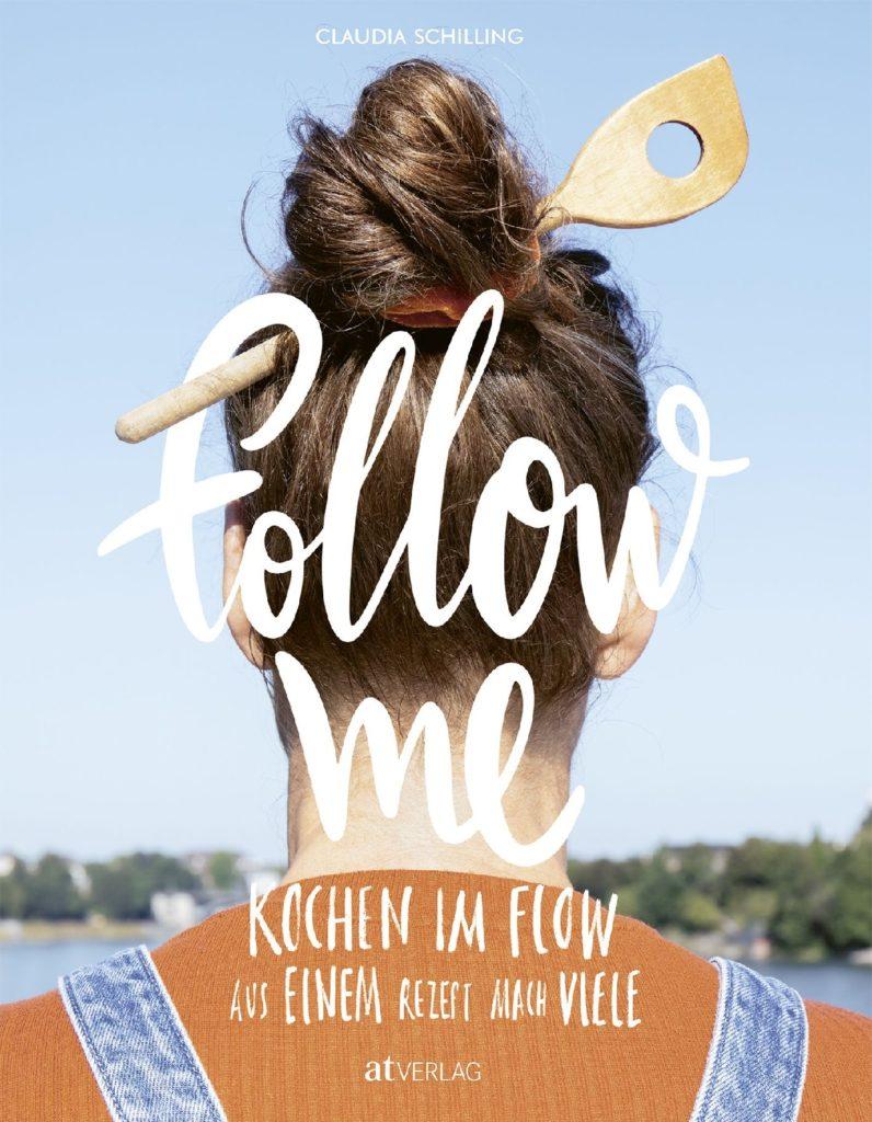 Cover Kochbuch Follow me