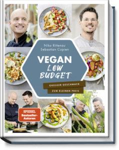 Cover vegan low budget