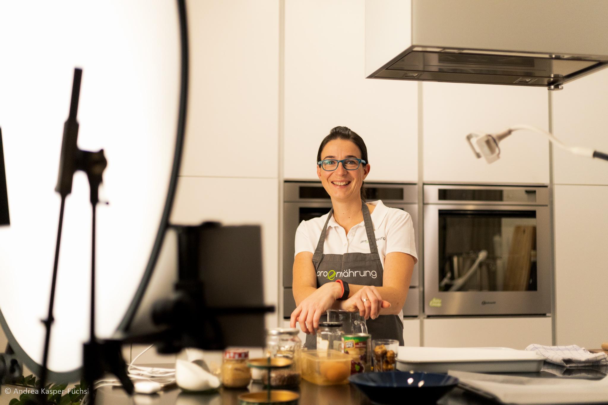 online Kochen, Foto Andrea Kasper-Füchsl