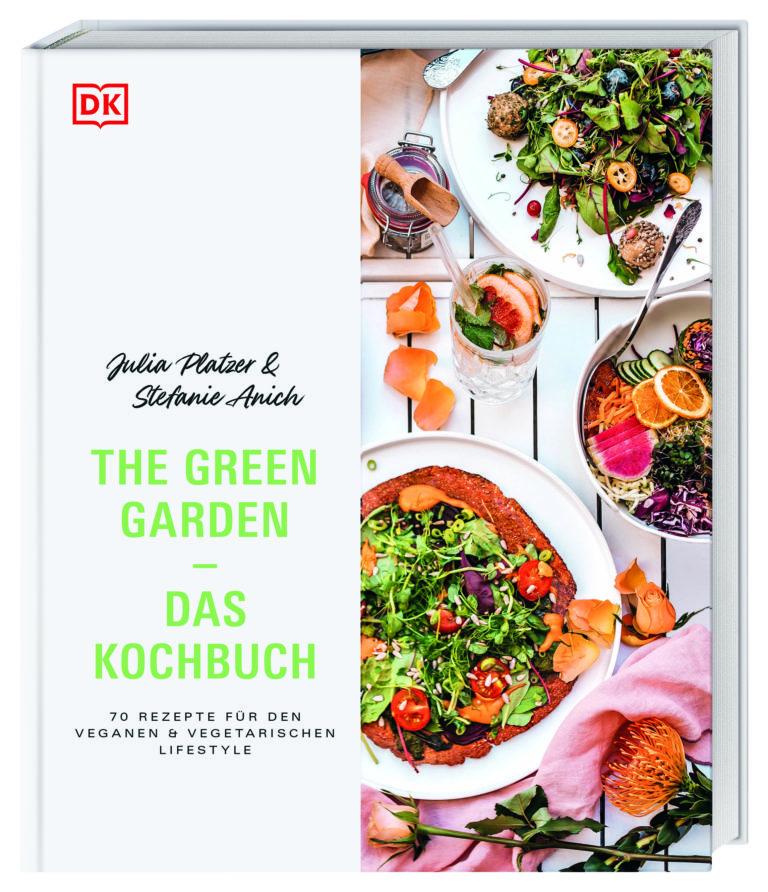Buchrezension The green garden – das Kochbuch