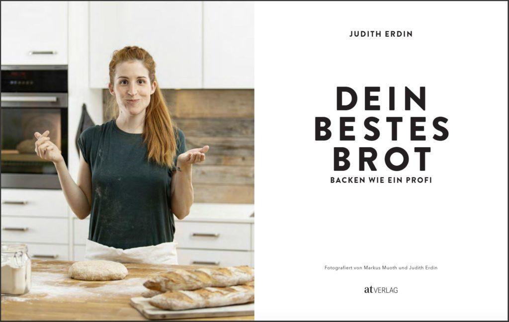 Deckblatt Dein bestes Brot von Judith erdin