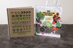 Hochbeet-Bücher im Vergleich