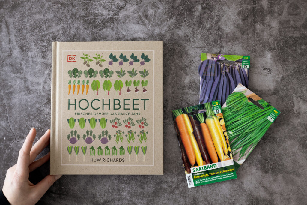 Hochbeet - Huw Richards