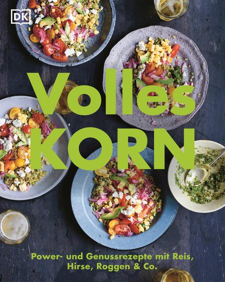 Cover_Volles-Korn Emily Ezekiel DK-Verlag