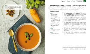 paprikacremesuppe - Genussvoll die Welt retten!
